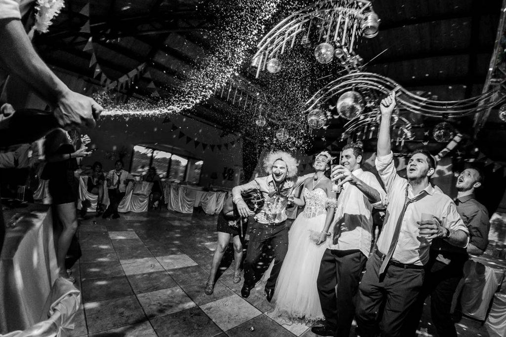 Fotografo de Bodas en Fiesta Casamiento
